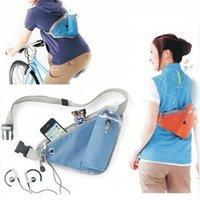 Wholesale 2015 High Quality Bicycle Sports Waterproof Running Triangular Waist Bag Water Bottle Pocket Bag Whloesale Colors