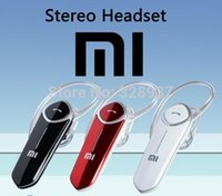 Wholesale Universal Xiaomi M7300 Stereo Headphone Bluetooth Wireless Headset Earphone for Xiaomi M2s M3 Hongmi Samsung S4 iPhone s