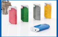 Wholesale Electric Shock Lighter Prank Joke Gag Trick Joke Prank Toy Trick Novel toy Gift
