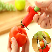 Wholesale Strawberry Tomato Huller Berry Stem Remover Prepping Berries Cooking Baking Brand New Good Quality Hot Sales