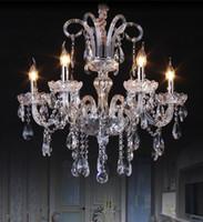 baby mall - Dining room lights led modern crystal chandelier crystal lighting baby room kids room hanging crystal lamp bedroom home pendant lighting