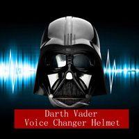 Wholesale Star Wars E7 Darth Vader Voice Changer Helmet Boys Adult Gifts Black Knight Mask