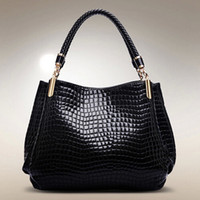 Shoulder Bags cheap branded bags - Cheap Products Desigual Brand Leather Women Handbag Shoulder Bags Crocodile Women Messenger Bags Totes Bolsas Travel Bags