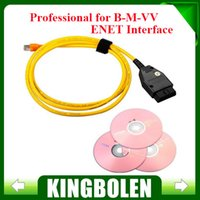 Wholesale 2015 B M VV ENET Ethernet to OBD Interface Cable E SYS ICOM Coding F Series