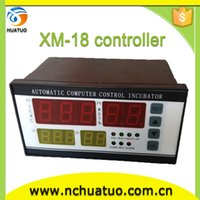 Wholesale New digital poultry Egg incubator controller with temperature and humidity sensors parts automatic controller XM for sale