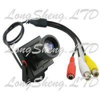 Cheap Mini 600TVL 25mm Low Illumination CMOS High Resolution Video Security CCTV Camera with MIC
