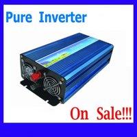 best digital converter - Best Offer digital Display Reliable W Rated Powr W Peak Power True Pure Sine Wave Inverter DC to AC Converter