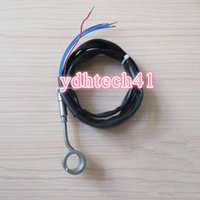 silicone flexible heater - Coil Heater for dnail I D quot Height quot V250W Hot Runner Heater with Black Flexible Silicone Sleeve