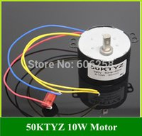 Wholesale 50KTYZ V AC Synchronous Motor Gear Deceleration Low Speed Motor W