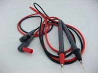 Wholesale UTL23 double insulated wire multimeter probe