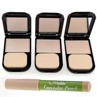 Wholesale Foundation Concealer Pencils Poreless Pressed Powders Face Contour Cosmetics Y57