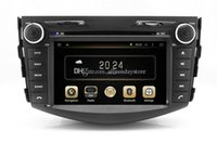 toyota car gps navigation - Android Car DVD Player for Toyota RAV4 with GPS Navigation Radio BT USB SD AUX MP3 Audio Video Stereo WIFI