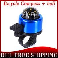 Wholesale 50pcs RA Made Metal Bell Bike Bicycle Cycle Ring Bicycle Bell