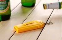 Wholesale Cap Zappa creative openers with Key Rings can fly openers colors can be great gifts
