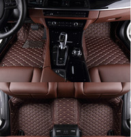 audi sedans - Best quality Custom special floor mats for Audi A4 Sedan wear resisting easy to clean carpets for A4 Sedan