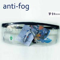 Wholesale Anti fog Roca Tools For Professionals Clear Safety Glasses Chainsaws Goggle Anti impact Protective For Stihl Husqvarna Chainsaws Drop Ship