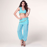 Wholesale Sexy Fashion Halloween Christmas costumes for women cosplay jasmine aladdin costume genie outfit fancy Dress costumes