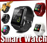 Wholesale smartwatch apple watch smart watch ios u8 smart watch bluetooth smart wristbands watch samsung for android ios for iphone galaxy s6