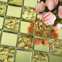 beetle names - Name mirror mosaic Europe gold mirror glass mosaic pattern beetles Specials