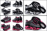 griffey shoes - 2 Colours With Box New Model High Quality Air Ken Griffey I GS Men s Basketball Sneakers Trainers Shoes