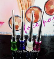 kleancolor - Authentic KLEANCOLOR Eyeliner Glitter Waterproof Slim Shining Fast Quick Easy to Ware Satge Makeup Professional Eyeliner Beauty