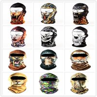 Wholesale 2015 New D Animal Active Outdoor Sports Bicycle Cycling Motorcycle Masks Ski Hood Hat Cap Veil Balaclava Headwear UV Protect Full Face Mask