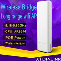 Cheap 5.18-5.82GHz access point Best wifi router ap 14dBi wireless bridge