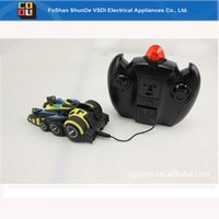 Wholesale Chargeable Lithium battery Remote control toy car can be both on the wall and running on the floor
