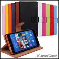 For Sony Ericsson apple compact - For iPhone Plus S6 S6 Edge Wallet Genuine Leather Case for Sony Xperia Z3 Compact Z3 Z2 Z1 Mini E4g etc