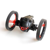 Wholesale 2015 New Surprise G channels Super Cool RC Car Jumping Sumo Robot Car Can Jump Remote Control Toys