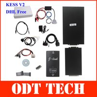 Wholesale Newest No Token Limitation KESS V2 OBD2 Manager Tuning Kit V2 with Multi language High Quality DHL