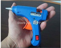 Wholesale hot sales W hot melt glue gun with switch hot melt glue stick MM mm