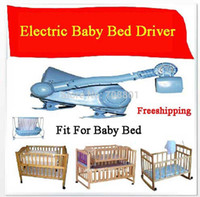 baby swing rocker - Electric Baby Bed Baby Swing Driver Electric Cradle controller Rocker Electric Cot Baby Freeshipping A3