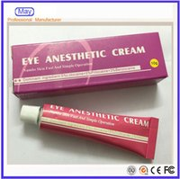Wholesale 10PCS g tattoo pain stop cream for tattoo permanent makeup painless cream