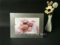 frames for pictures - The newset Silver paper photo frame X6 quot inches picture frame frame For wedding