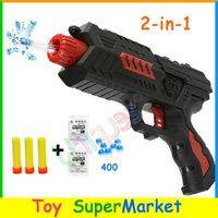air n water - Paintball Gun Pistol Soft Bullet Gun Plastic Toys CS Game Shooting Water Crystal Gun in Nerf Air Soft Gun Airgun N Strike