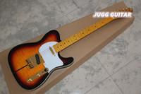 artists guitars - Custom Shop Artist Series Merle Haggard Tuff Dog Two Color Sunburst High quality Electric Guitar Maple fingerboard medium jumbo frets