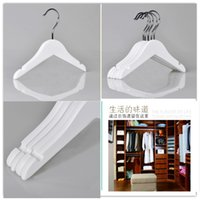 Wholesale 22cm Wood hangers for Babies pets dogs clothes White wooden hanger High quality