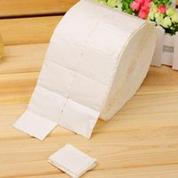 Wholesale 2016 new Roll Lint Nail Art Polish Acrylic Gel Remover Wipes Paper Manicure Towel