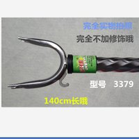Wholesale Stainless steel screw factory outlets selling clothes clothing fork m fork and let cool clothes rod Commodity
