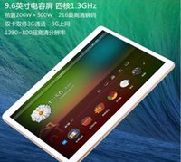 Wholesale 100PCS G G phablets inch Android Octa Core MTK6592 GB RAM GB ROM with Bluetooth GPS IPS phablets High quality DHL FREE