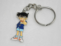 american male names - German Medal Badge American Metal Badges Truth Is Only One Detective Conan Name U Na Nn Copper Keychain Pendant
