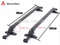 aluminium bar sizes - Car Roof Rack Car Top Racks Cross Bar No Drilling Required Quality Universal Aluminium Alloy Size A AAAA