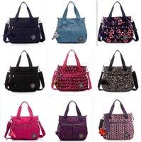 american tourism - Nylon bag shoulder bag shopping bag of tourism and leisure shopping one shoulder bag messenger bag