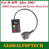 Wholesale OBD2 OBDII Car Oil Inspection Service reset tool with