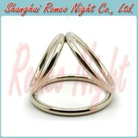 Cheap Wholesale, 10Pcs Lot, Cock Cage Stainless Steel Time Delay Rings, Penis Rings, Great Sex Toy for Men, Adult Sexy Products