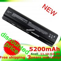 Wholesale NEW mAH battery for Hp Compaq EV06055 HSTNN C51C HSTNN CB72 HSTNN CB73 HSTNN DB72 HSTNN DB73 HSTNN IB72