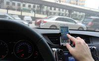 Mobile apple navigator - Multifunctional Adjustable Vehicle Car Phone Holder Air Vent Outlet Clip Stand for Samsung iphone Apple Navigator