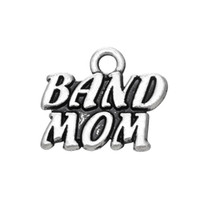 band easy - New Fashion Easy to diy Festival Gift Band Mom Charms Jewelry For Women jewelry making fit for necklace or bracelet
