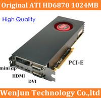 ati radeon tv - High Quality Original ATI Radeon HD MB VGA Card HD6870 Graphic Card DDR5 MB Video Card order lt no track